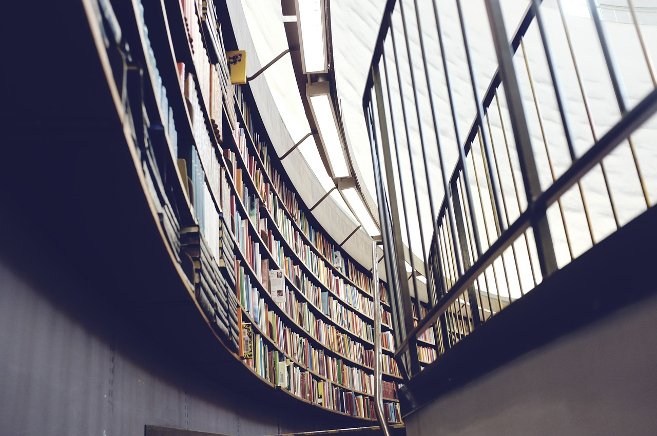 ATG Quirky: Look smart for having a lot of books and saving money!