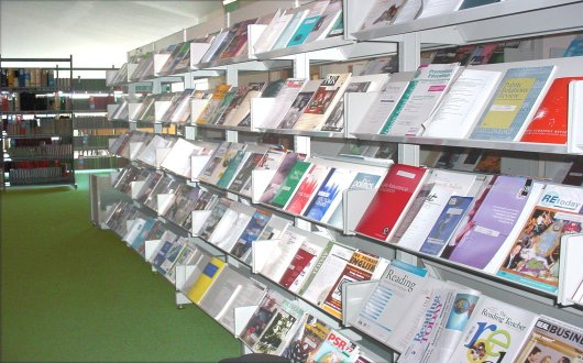 """ATG """"I Wonder"""" Wednesday: Does your library still check in its print serials?"""
