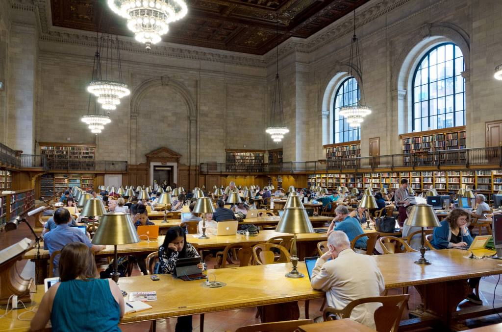 ATG Article of the Week: College Students Just Want Normal Libraries