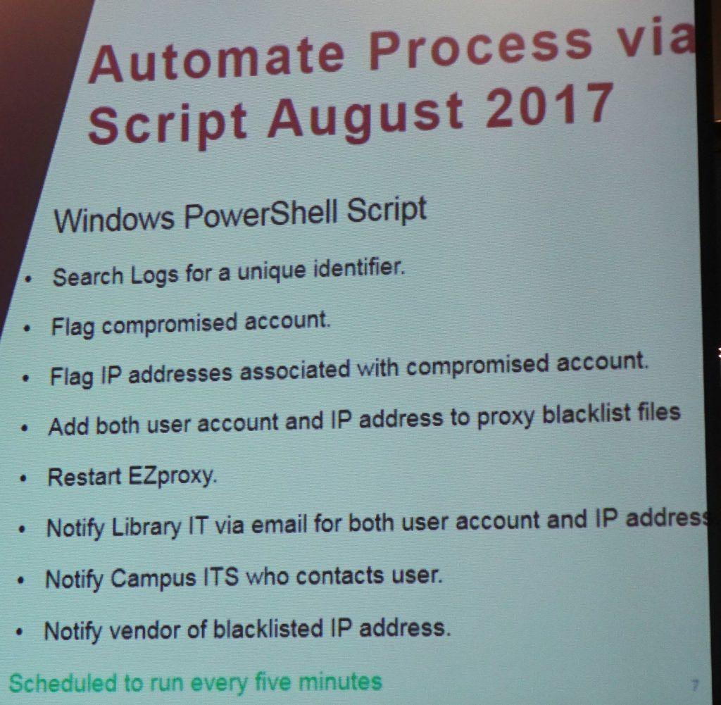 Windows script