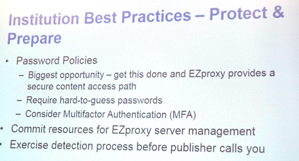 Best practices 1