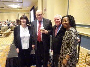Ann Okerson, Bill Hannay, Kenneth Crews, Ruth Okedji