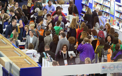 ATG Article of the Week: What to Know When You Approach Book Editors at a Conference