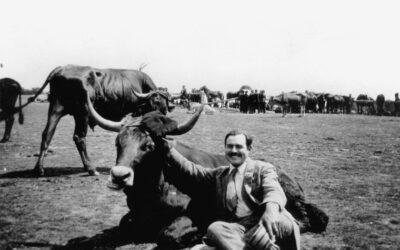 ATG Quirkies: Hemingway was a Terrible Bullfighter!