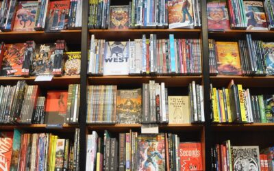 """ATG """"I Wonder"""" Wednesday: Does your library have a budget line for graphic novels?"""