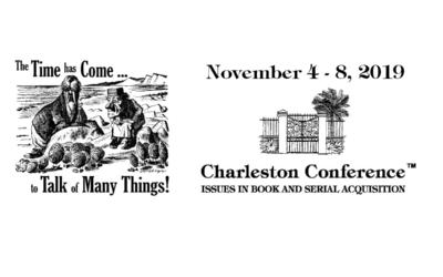 Charleston Early Bird Deadline Today!