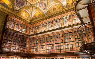 ATG Quirky: The Morgan Library Is About to Get a Garden Like Kate Middleton's