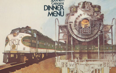 ATG Quirky: A Newly Digitized Menu Collection Shows Off America's Lost Railroad Cuisine