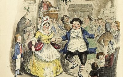 ATG Quirky: How Charles Dickens Set the American Christmas Dinner Table
