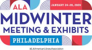 ATG Caught My Eye: Accounts from ALA Midwinter 2020, Philadelphia Jan 24th – 28th