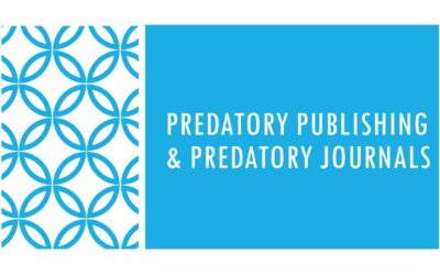 ATG Article of the Week: Guest Post – Why Should We Worry about Predatory Journals? Here's One Reason