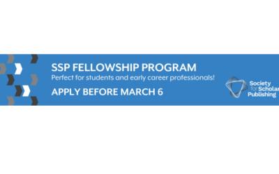 ATG Newsflash: SSP Fellowship Program – Apply before March 6th