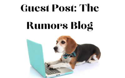 Guest Post-Paws Encouraged Profiles-The Rumors Blog