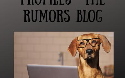 Paws Encouraged Profiles-The Rumors Blog