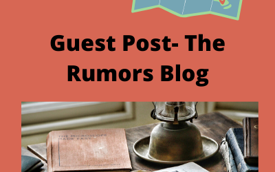 Guest Post-Publishing in the Time of Plague